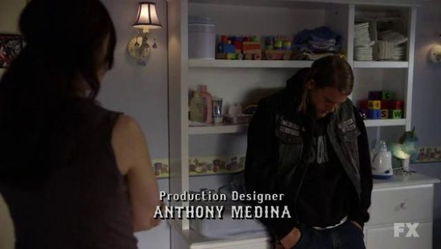 Desitin paste rapid relief for Abel Teller as seen in Sons of Anarchy S03E01