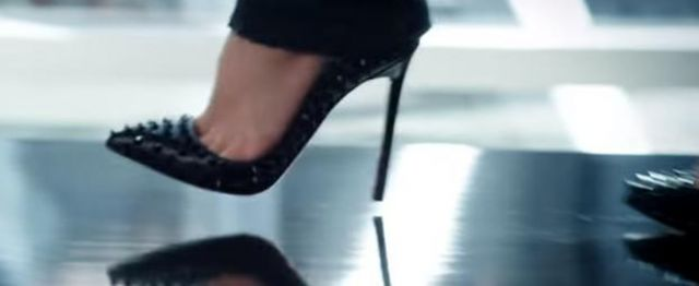 Shoes Louboutin Of Britney Spears In The Clip I Wanna Go Spotern