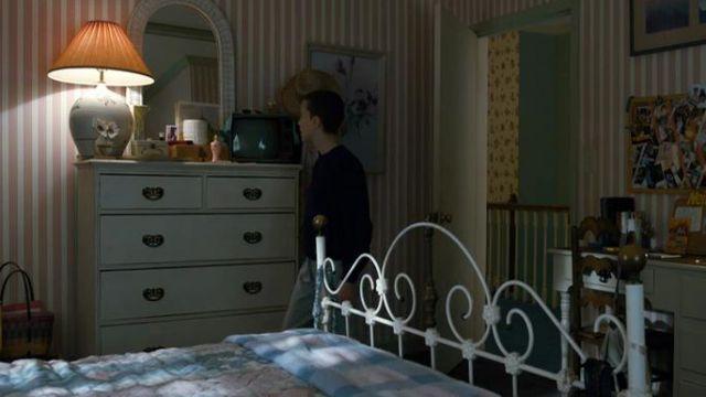 Nancy Hopper's (Natalia Dyer) Avon Vintage Miss Lollypop Cologne Mist in Stranger Things S01E03