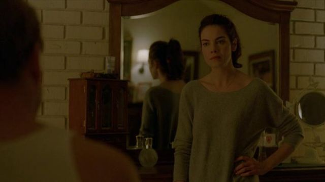 Berger glass lamp seen in True Detective S01E03