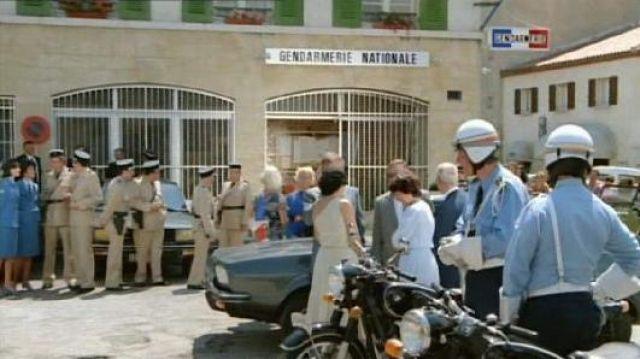 The New National Gendarmerie Of Saint Tropez The Gendarme