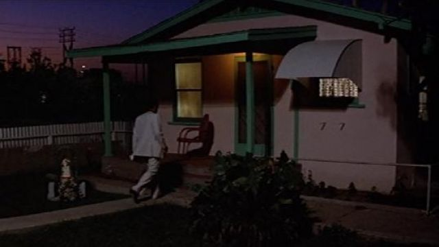 The house of the mother of Tony Montana (Al Pacino) in Scarface
