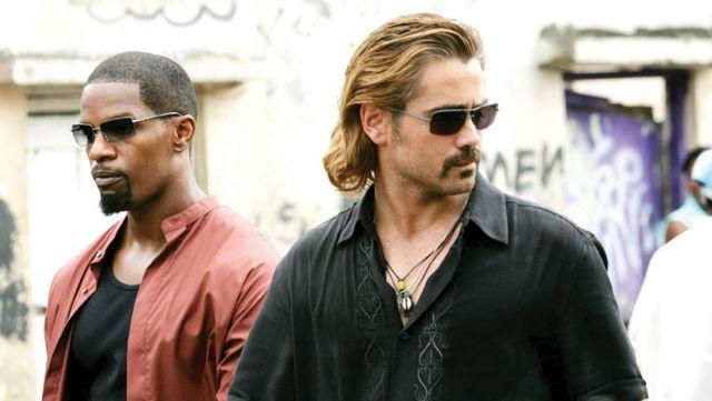 Sunglasses Sama of Sonny Crockett (Colin Farrell) in Miami Vice