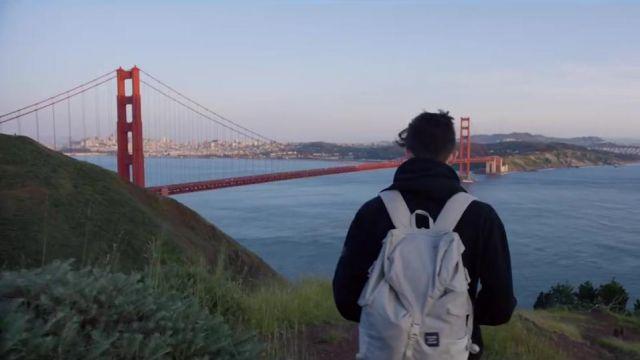 The Golden Gate Bridge in San Francisco (CA, Usa) in the