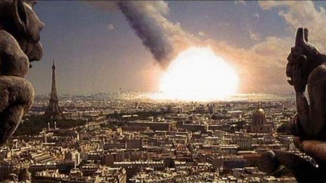 Der Blick auf Paris in Harmagedon