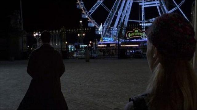 The Big wheel place de la Concorde in Paris in The memory in the skin