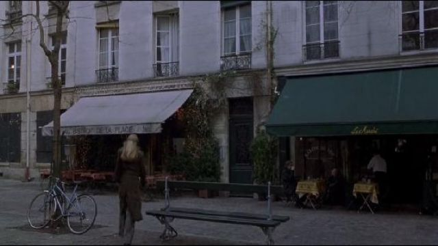 The Market market place Sainte Catherine in Paris in The memory in the skin