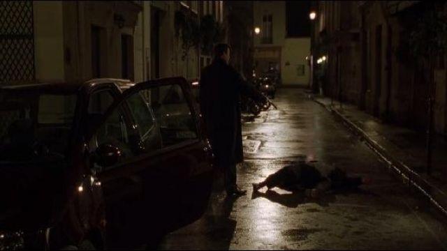 Rue de Jarente in Paris in The memory in the skin