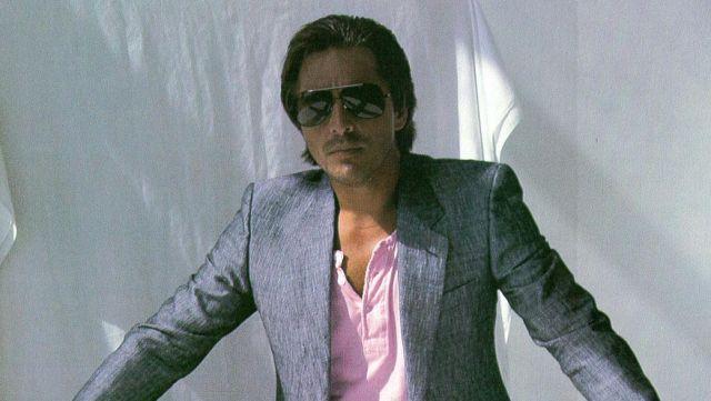 Sunglasses Carlisle James Crockett / Sonny (Don Johnson) in Two cops in Miami
