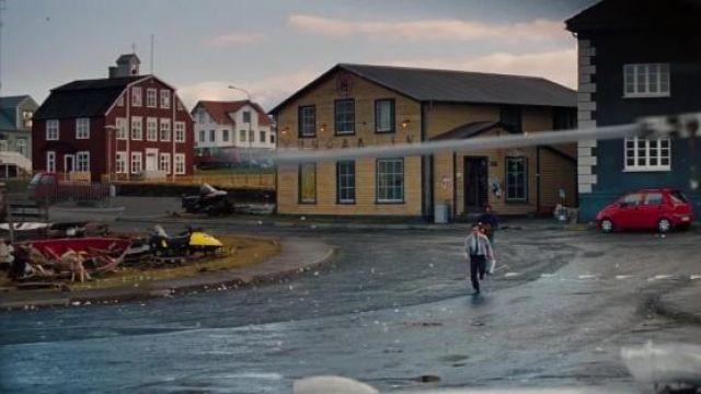Le Stykkisholmur en Islande dans le film La Vie Rêvée de Walter Mitty