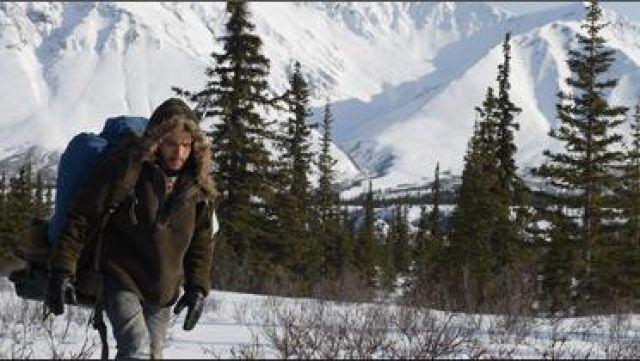 Le Stampede Trail en Alaska dans le film Into The Wild