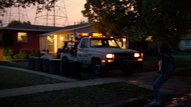 La maison de Marty McFly (Michael J. Fox) à Los Angeles (Californie, Etats-Unis) dans Retour vers le futur