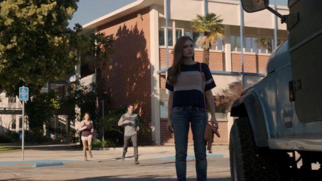 Le sac de Lydia Martin (Holland Roden) dans Teen Wolf S06E05