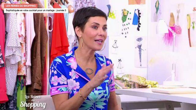 Chemise Cordula Dans À Les Reines La Du Cristina Shopping Fleurs De SpLUVjqzMG