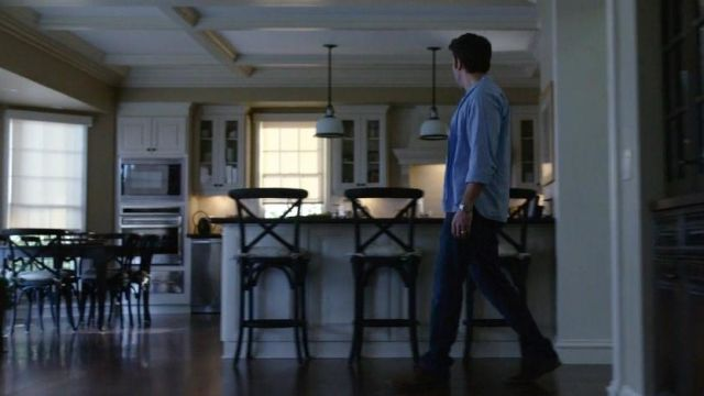 The Dining Room Chairs Safavieh In Gone Girl Spotern