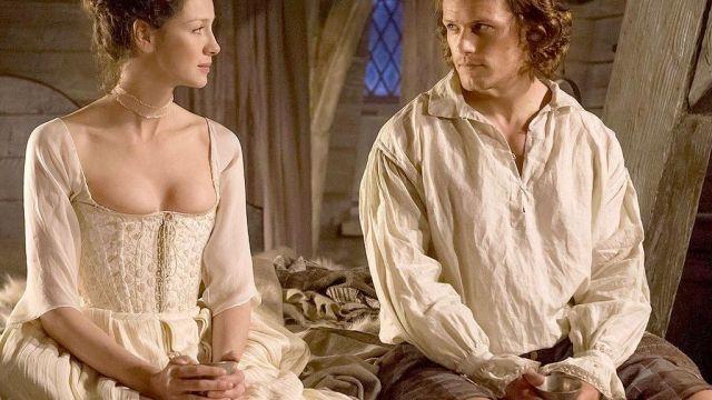 La tenue de Jamie Fraser (Sam Heughan) dans Outlander S01E07