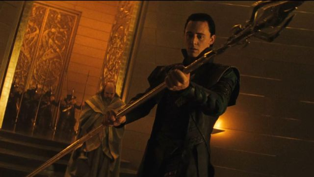 Gungnir The Spear Of Odin Stolen By Loki Tom Hiddleston In Thor The Dark World The Spotern A look at what we know about gungnir, odin's spear, from the surviving old norse sources.jackson crawford, ph.d.: odin stolen by loki tom hiddleston
