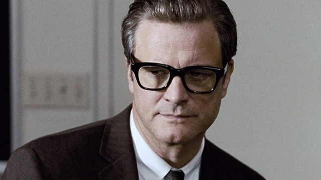 The spectacles of George Falconer (Colin Firth) in A single man