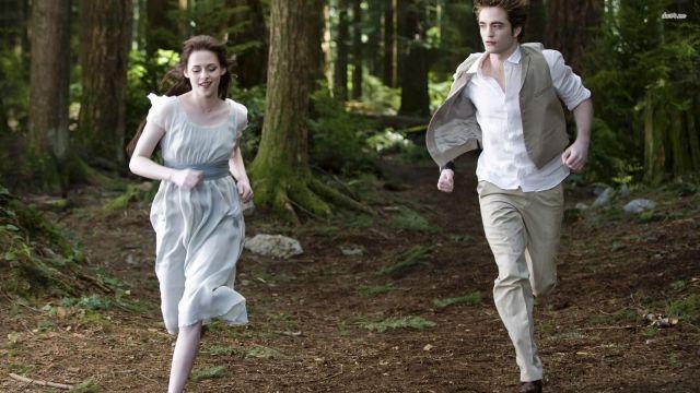 The authentic dress of Bella Swan (Kristen Stewart) in Twilight, chapter 2 - Temptation