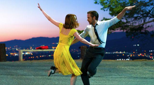 La robe jaune de Mia (Emma Stone) dans La La Land