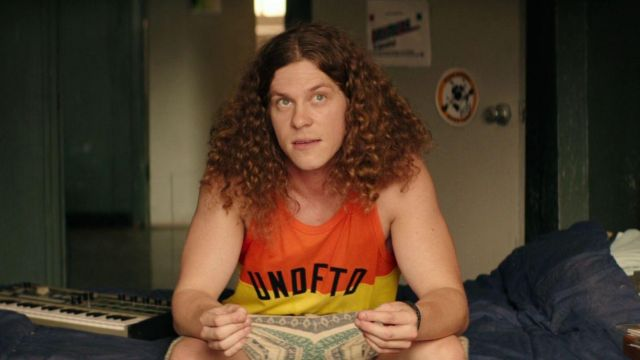 The Tank Top Undftd Orange And Yellow Will Blake Anderson In Dope Spotern
