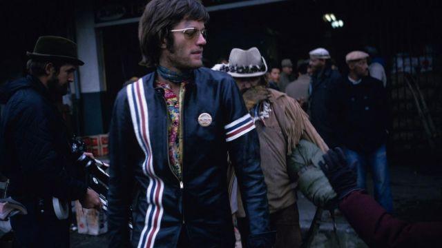 Easy Rider (Wyatt) Peter Fonda Leather Jacket | Peter fonda
