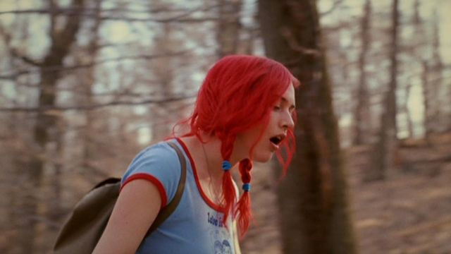 The Backpack Of Clementine Kruczynski Kate Winslet In