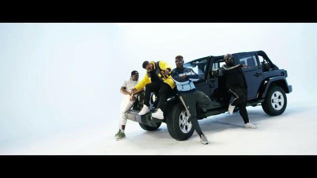 The Nike Air Max 97 in the clip Bi Chwiya of Lefa | Spotern