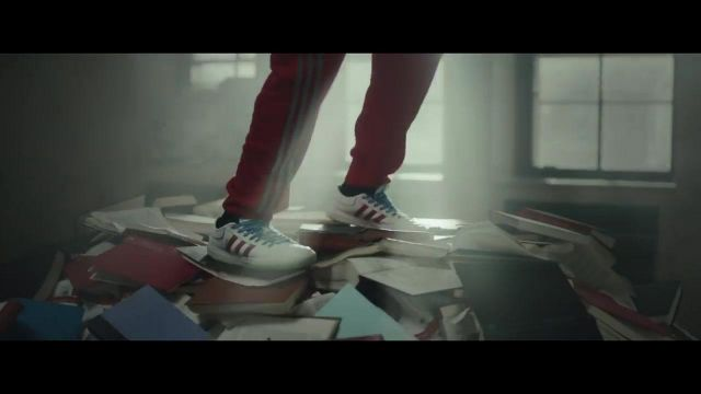 The Adidas Skateboarding Matchcourt in the clip Nandos of A