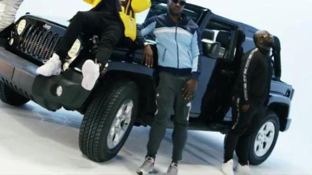 The NIKE AIR MAX 97 ULTRA '17 in the clip, Bi Chwiya of Lefa