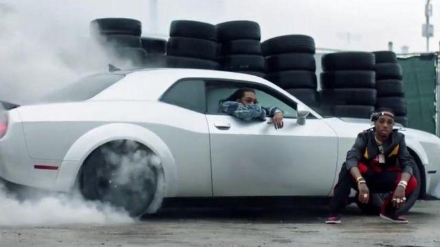 Les sneakers Nike Air Jordan 1 banned OG dans le clip Go Off de Travis Scott feat. Lil Uzi Vert et Quavo