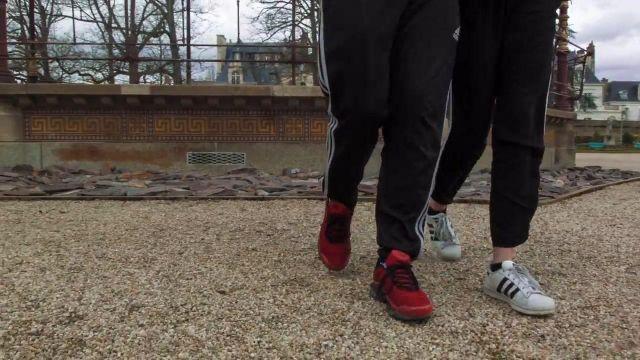 Beurette Superstar Luxe Adidas Originals De Clip Les Dans Le qSpVUzM