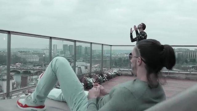 Sneakers Nike Air Max in the clip, DA PNL | Spotern