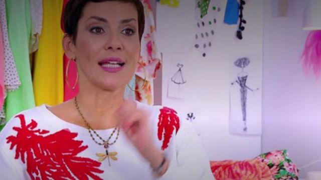 De Dans Libellule Collier Les Shopping Le Cristina Cordula Du Reines dWCxBero