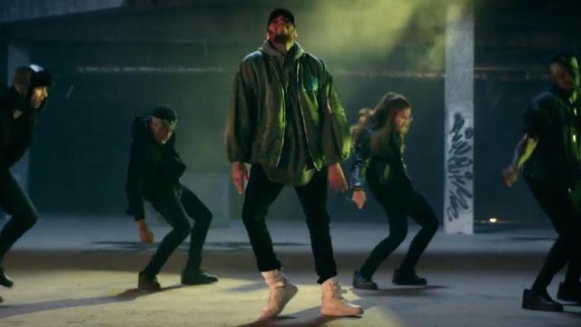 Sneakers White De Air Clip Triple Le Sf Dans Les Force Party Nike 5Rj4A3L
