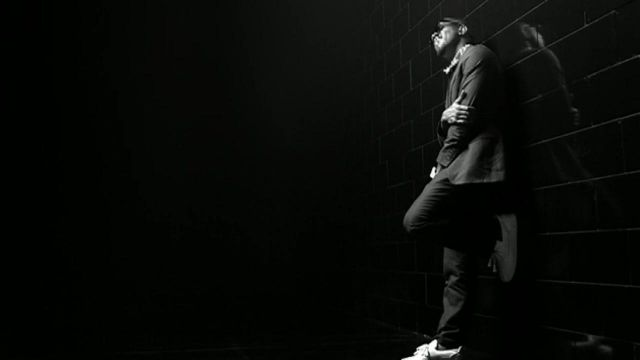 55b5e770446 Sneakers Louis Vuitton Mr. Hudson 'White' Kanye West in the video ...