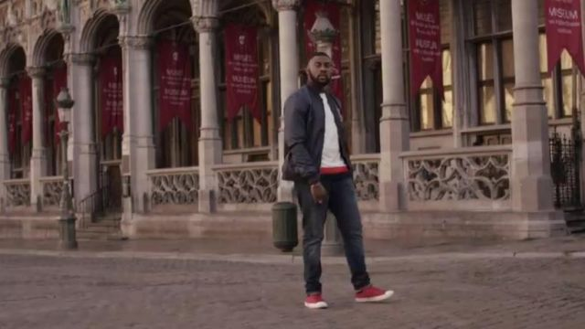 Sneakers Converse Chuck Taylor All Star Cordura in the clip