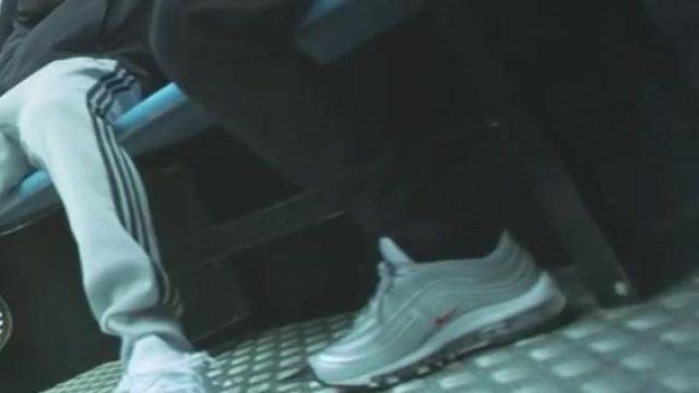 2004 Nike Air Max 97 BlackPimento