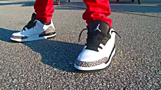 Sneakers Nike Air Jordan III in the