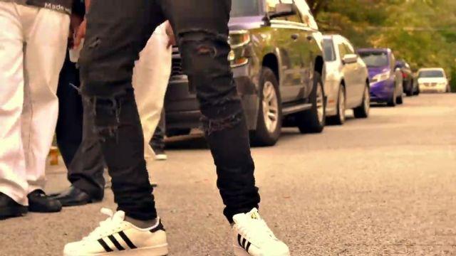 adidas superstar j w calzado