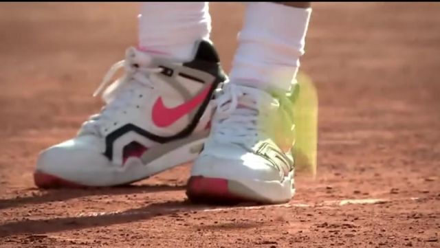 The Nike Air Tech Challenge II Agassi Bob Sinclar in the