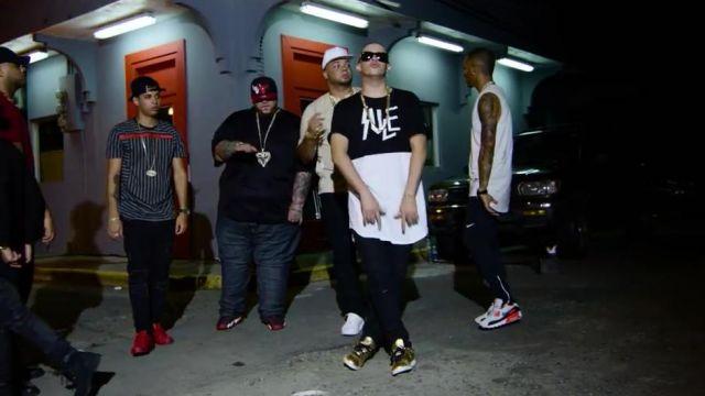compra especial garantía limitada comprar el más nuevo Sneakers Nike Air Max in the clip You No Vive Asi (feat. Mambo ...