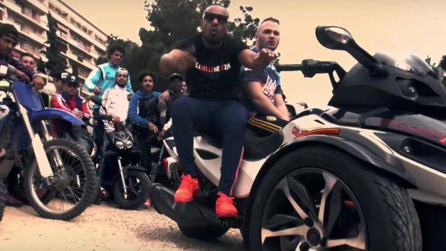 la meilleure attitude c9c8c 5262a Les baskets Nike Air max 2015 anniversary pack orange de ...