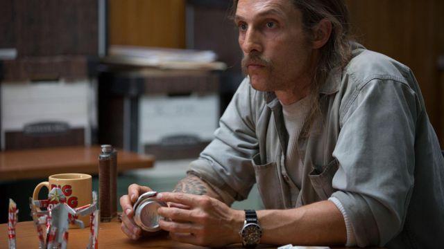 La montre de Rust Cohle (Matthew McConaughey) dans True Detective