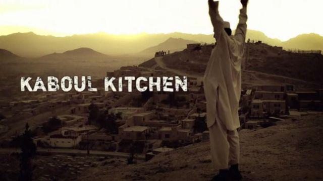 La musique du générique de Kaboul Kitchen