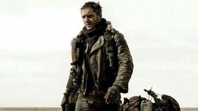 329d05c41 The leather jacket Tom Hardy in Mad Max Fury Road | Spotern