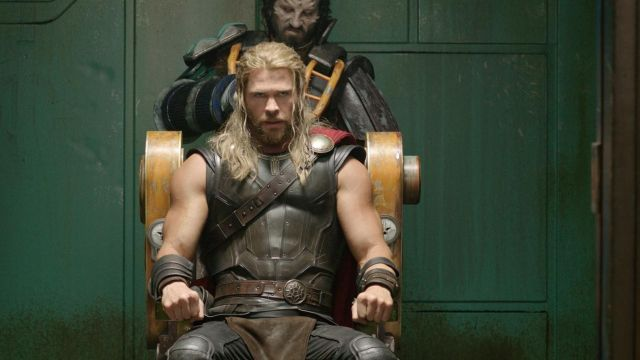 Thor Ragnarok Thor Odinson Hammer Cosplay Prop High Quality Handmade