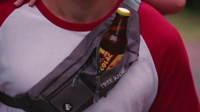 La bouteille de Cacolac dans le clip Placements de produits de Squeezie feat. Maxenss