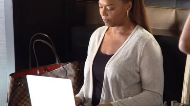 Le sac neverfull de Louis Vuitton de Sasha Franklin (Queen Latifah) dans Girls trip