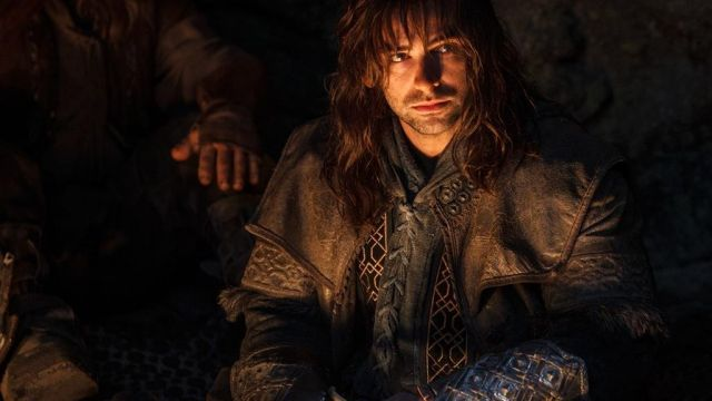 Le costume intégral de Kili (Aidan Turner) dans Le Hobbit : Un voyage inattendu